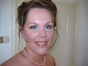 bruidsmake-up