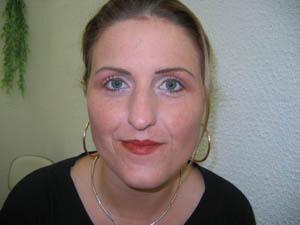 klassieke make-up